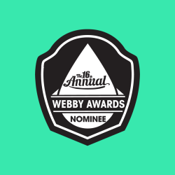 The HTML5 version of OLO has been nominated for a Webby Award for Best Game in the Mobile & Apps, Tablets & Other Devices section. You can help us win the Public Voice award by voting for OLO at http://pv.webbyawards.com/ballot/88. Voting closes on April 26th.