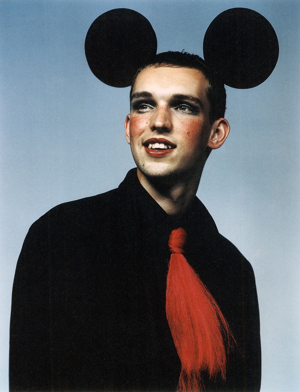 The Facephotography nathaniel goldberg  Fashion Images de Mode Nº5 (2000)