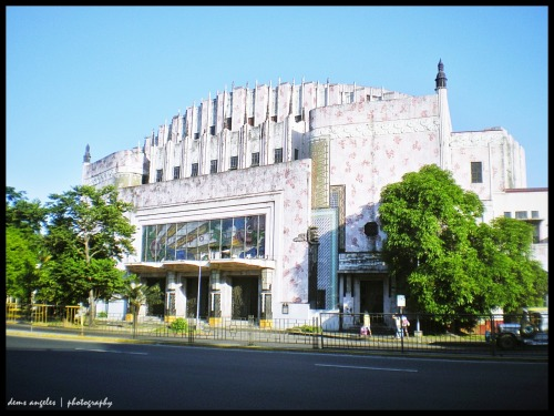 Manila Metropolitan Theater (commonly known as MET) 04.15.12