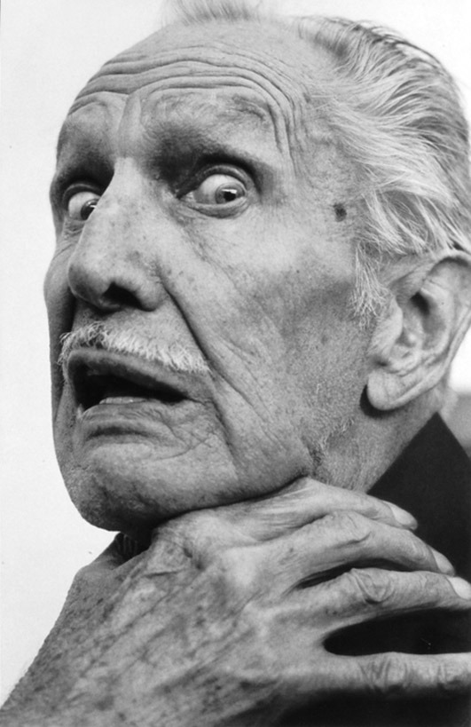 monsterman:  Vincent Price