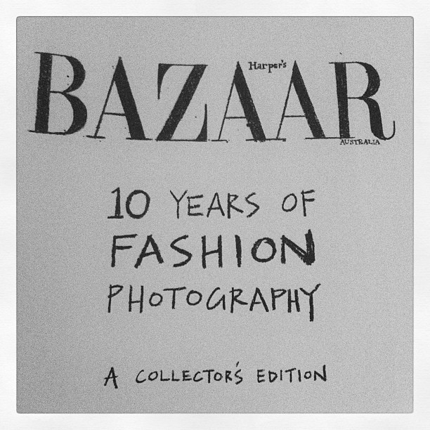 How Bazaar. #photography #fashion #iPhone #iphoneography (Taken with instagram)