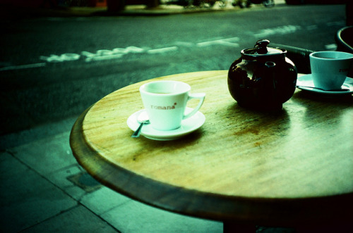 Tea by plasticniki on Flickr.