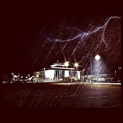 Heavy rain #brunei  (Taken with instagram)