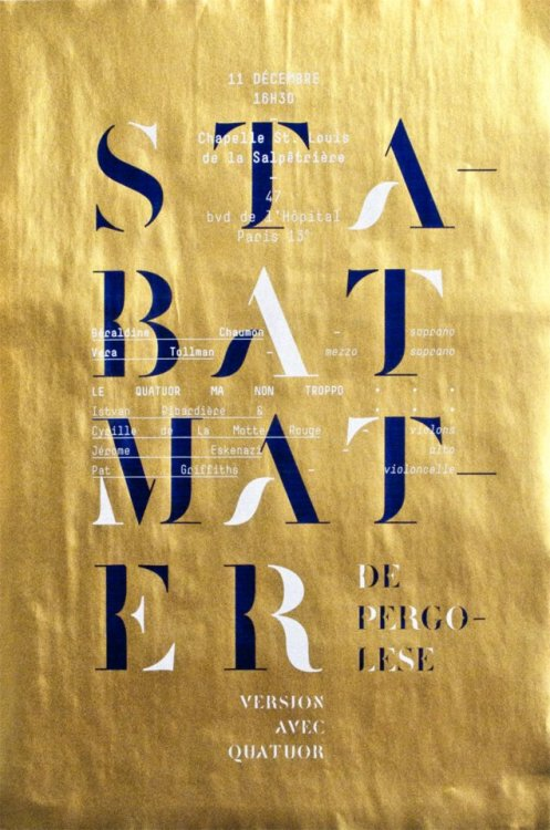 type-lovers:  ALSACE Designed by Les Graphiquants.