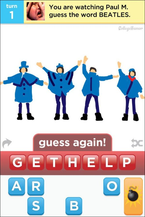 I Think My Draw Something Partner Might Have Been Kidnapped