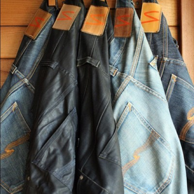 #selvegedenim #nudie #raw #rusty  (Taken with instagram)