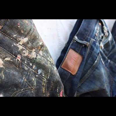 #selvegedenim #rusty #raw #levis (Taken with instagram)