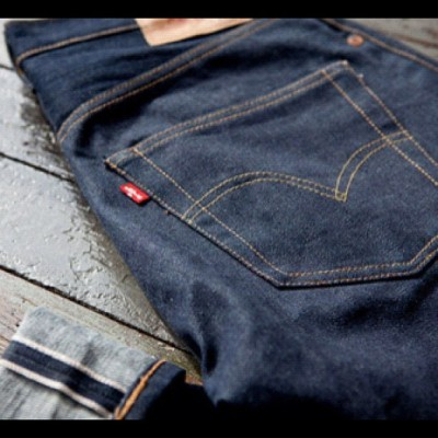 #levis #raw #rusty #selvegedenim  (Taken with instagram)