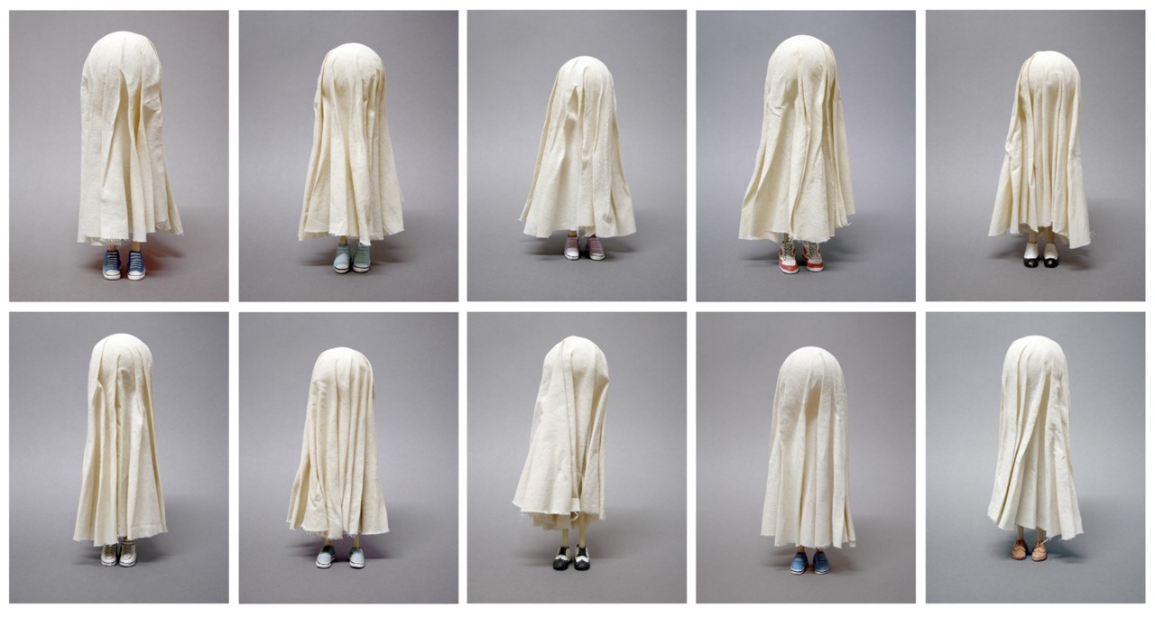 My handmade ghosts are for sale on the Peepshow Shop: http://peepshowcollective.bigcartel.com/category/figurines