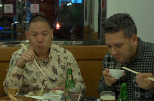 vicemag:   Eddie Huang is here to teach you how to eat soup dumplings. He's sick and tired of people eating them like assholes, and he wants it to stop. Eddie also wants you to know that the most exciting dish in any restaurant in New York is in Flushing, Queens, and it involves Dungeness crab. All of this information is contained in Eddie's Munchies episode, which also features Grammy Award-winning producer Emile Haynie and nightlife empresarios Max Koshkerman and Simonez Wolf. Watch the episode.   BaoHaus. Mental note.
