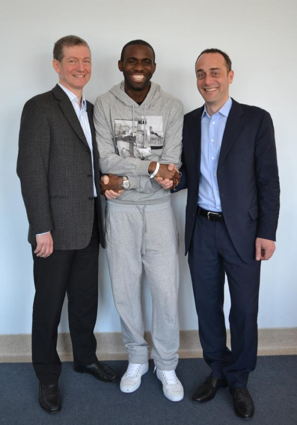 Fabrice Muamba has today (April 16) been discharged from hospital.
