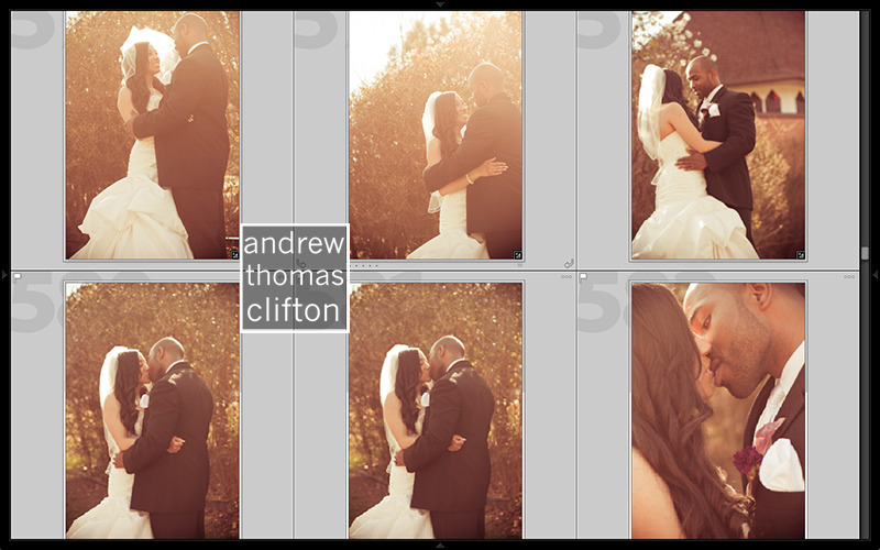 putting the final touches on Akshea & Nathan's spring Chicago Wedding http://www.andrewthomasclifton.com