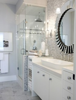 Contemporary Bathroom - Sarah Richardson