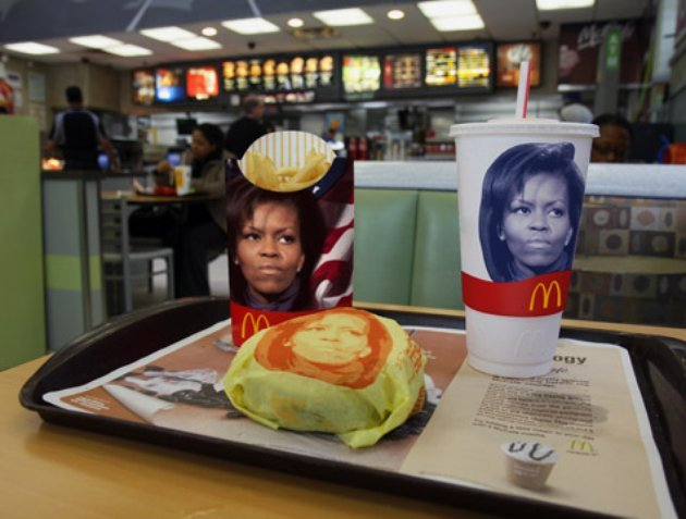 breedimas:  LOL Disapproving Michelle Obama To Be Printed On All Fast Food Containers http://www.theonion.com/articles/disapproving-michelle-obama-to-be-printed-on-all-f,10209/ via Melvin
