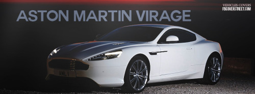 2012 Aston Martin Virage 1 Facebook Cover