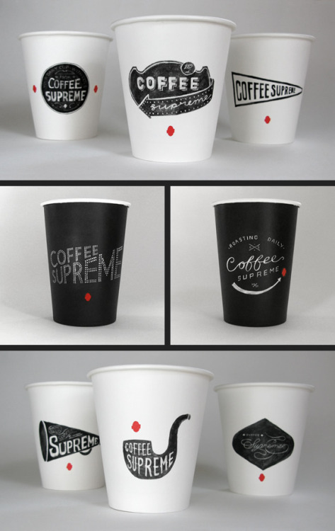 visualgraphic:  Coffee Supreme