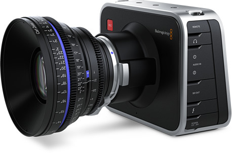 Introducing the Blackmagic Cinema Camera (via Blackmagic Design: Blackmagic Cinema Camera)