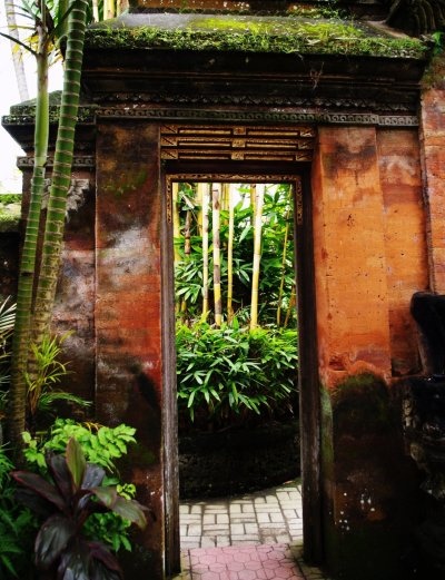 Running through that open door // Bali.03.2012