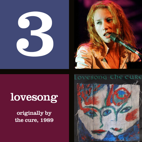 LovesongTwo #1 votes526 total points On 31 of the 45 lists submitted