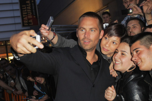 Paul and his Fans :D
