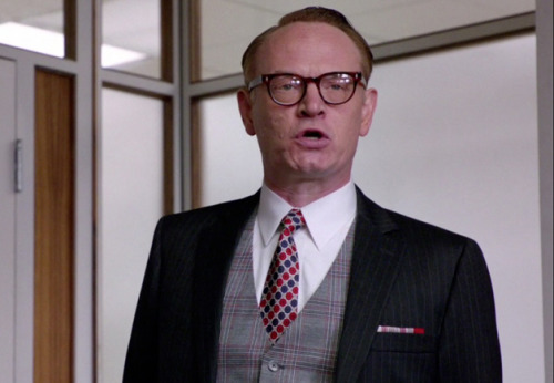 The Style Report: Mad Men Lane Pryce, doing it right.