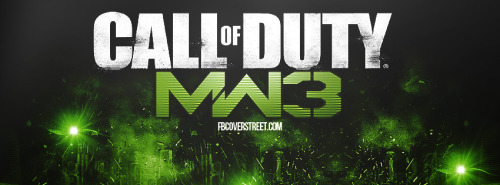 Modern Warfare Facebook Covers