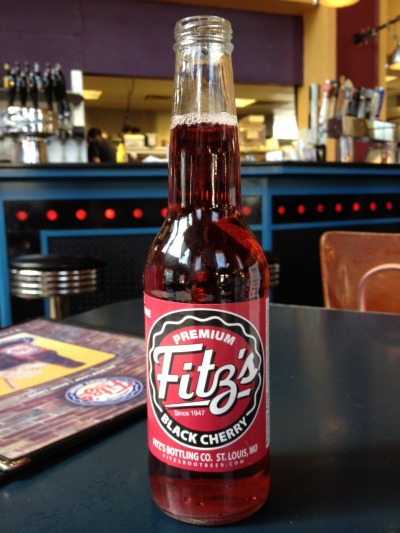 Fitz's is now brewing BLACK CHERRY!
