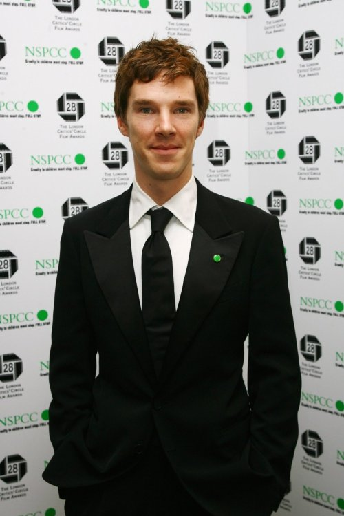 I didn't know that I will be cumberbatched