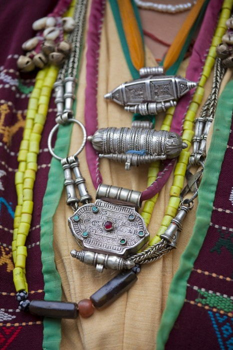 Tibetan / Nepalese / Indian jewellery inspiration