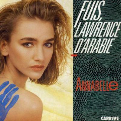 "One of the best French pop songs of the 80's, IMO (with ""Babacar"" by France Gall, a few singles by Indochine, and pretty much all Bashung recorded during this decade). Not to speak of the clip. Rarely I'm being chauvinistic, which means that sometimes I can be - maybe, and in a very benign way. For instance, I'm happy to notice that Anne Laplantine's music sounds like a better version of Au Revoir Simone (not that it is a very good band in the first place - and what with the French name anyway, damned brooklynese), or Pascal Comelade, without the fucking paraphernalia. Nordheim is truly one of the loveliest records. From time to time, I can be proud of the achievements of my fellow compatriots because I know where they come from. Empathy is easier. Instances that I could cite for the moment are Gérard Grisey and Philippe Auclair (alias Louis Philippe). While I can think of no one else right now, those are only instances. Annabelle - Fuis, Lawrence D'Arabie (1987)"