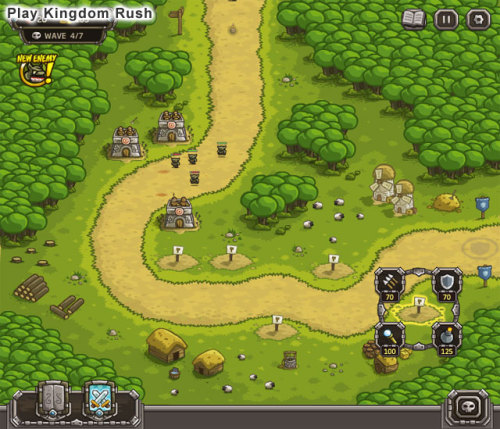 beplayed:  Play Kingdom Rush | Free Online Games