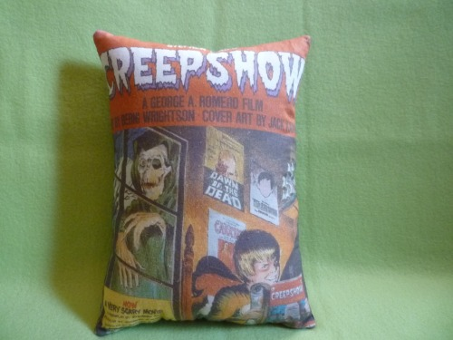 Creepshow pillow!