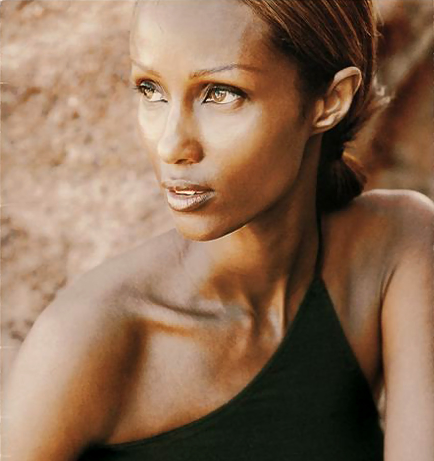 IMAN DONNA : If you could meet any woman, living or dead, who would she be and why? IMAN: Nefertiti…. as I have always been compared to her because of our long necks! DONNA: What's the best thing about getting older? IMAN: Getting comfortable in my own skin.DONNA: What makes you smile? IMAN: My 8 yr old daughter trying to explain a long winded story to me. DONNA: What's the best advice you've ever received?IMAN: Always know your worth… my mom.DONNA: Who do you admire and why? IMAN: Non government organizations who tirelessly work on behalf of the disenfranchised. They are the angels among us.DONNA: What do you treasure most in life? IMAN: My 2 daughters.DONNA: What's the one thing you won't give up no matter what? IMAN: My Azzedine Alaia clothes from the 80's.. they are all archived. Photographer Credit: Peter Lindberg