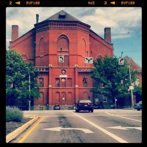 Music Hall on a gorgeous day. (Taken with instagram)