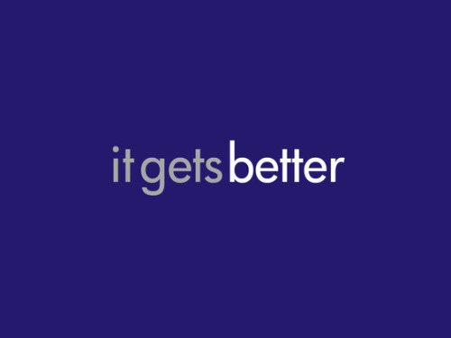 IT GETS BETTER - The Theater Project will bring the experience and message of the online It Gets Better Project™ to new communities and audiences by blending music, theater, and multimedia into a new work for the stage. At each stop of the show's U.S. national tour performances will be presented in tandem with a weeklong series of community outreach activities to strengthen local LGBT support networks. Please back this @kickstarter project. 36% funded with 14 days of campaign remaining. Please REBLOG, TWEET, RT, SHARE, DONATE, ETC http://www.kickstarter.com/projects/728876707/it-gets-better-the-musical-theater-project