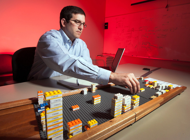 How GM Is Saving Cash Using Legos As A Data Viz Tool