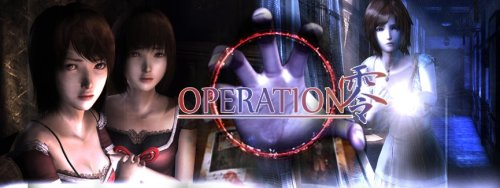 Operation Zero Please join our efforts!! Help us get Nintendo of America to localize Fatal Frame 2: Deep Crimson Butterfly!!