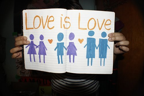 destinymarlene:  Love Is Love. Gay Or Straight.
