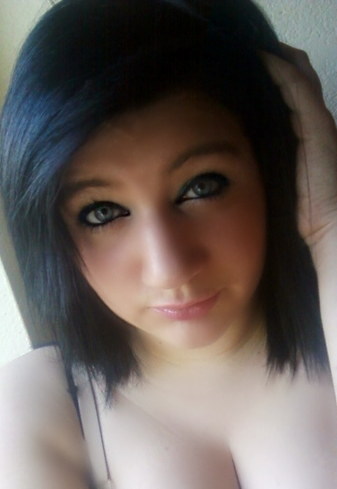 Back to black hair for awhile <3