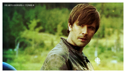 heartlandians:  Graham Wardle as Ty BordenHeartland - 5x12 - Road to Nowhere