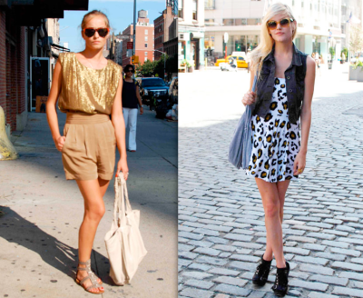 Hot Styles Heating Up a Hot April Day…Meatpacking District, NYC (Natalie 24-7)