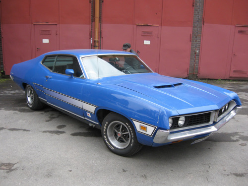'71 Ford Torino GT - True Blue Oval