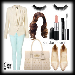 Everyday Style 22 by sunstarmooon featuring a lip makeup