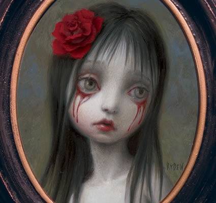 thetasteofherbreath:  Rose - Mark Ryden