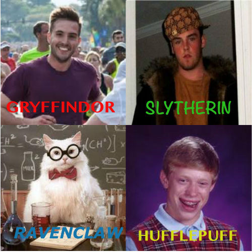 abbily:  I stand by all of the terrible things I said about Hufflepuff