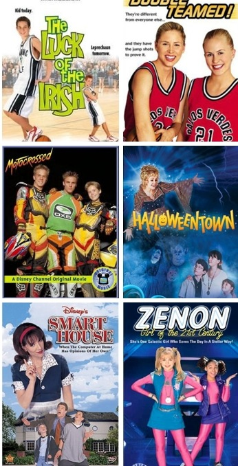 some of my favorite movies growing up