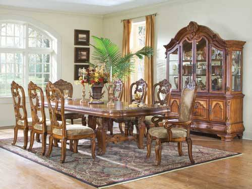 Triumph 5 Piece Oval Dining Room Set