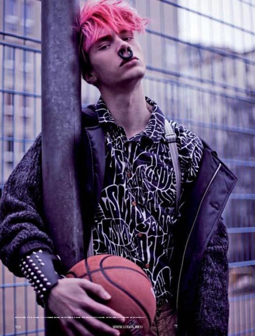 Me (Richard Kranzin) by Steeve Beckouet for Sport&Street Magazine Styling: Bodo Ernle