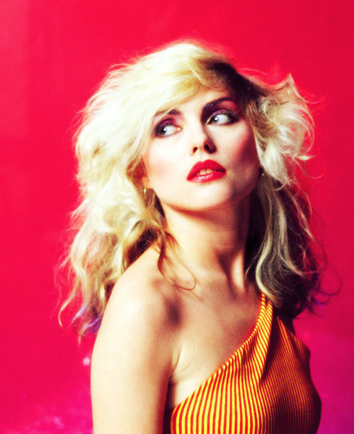 vintagegal:  Debbie Harry photographed by Mick Rock, 1978