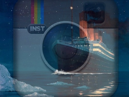 "What Instagram and the Titanic Can Teach You About Launching Your Next Product""The moral of this long stretch of a story is this: If you have a good idea, believe in it but don't fall in love with it. Build it and test it. Get something to market as quickly as possible, warts and all, and test it with objective customers.  Don't test it within your group, or development team or with your mom who never heard one of your ideas she didn't like or with the local bank manager who is dying to give you another high-interest loan.  Get your product in front of real people and listen to what they have to say.  Then, swallow your pride, and be willing to tweak your product so you can be sure it is something people actually want.""  This post is a piece of art by @danpaley23 on http://blog.kissmetrics.com/"